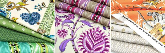 Bailey & Griffin Fabrics